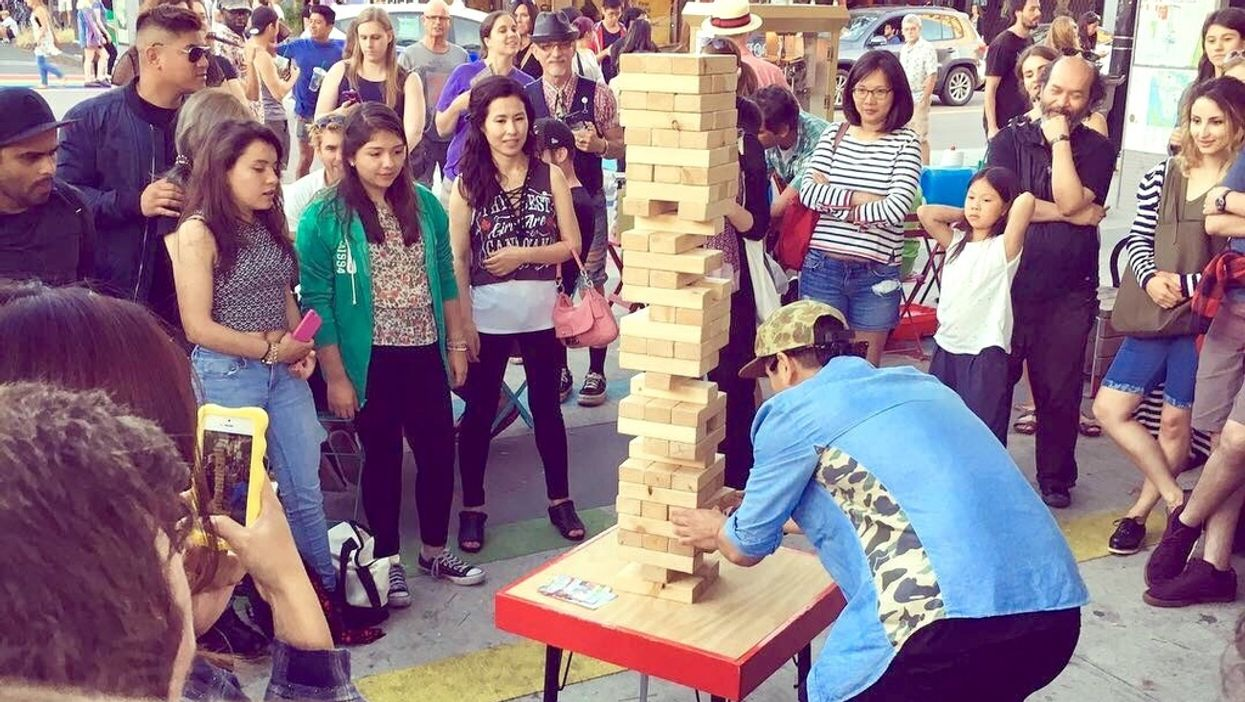 This Street In Vancouver Is Closing Down Again In August For Its Giant Games Night