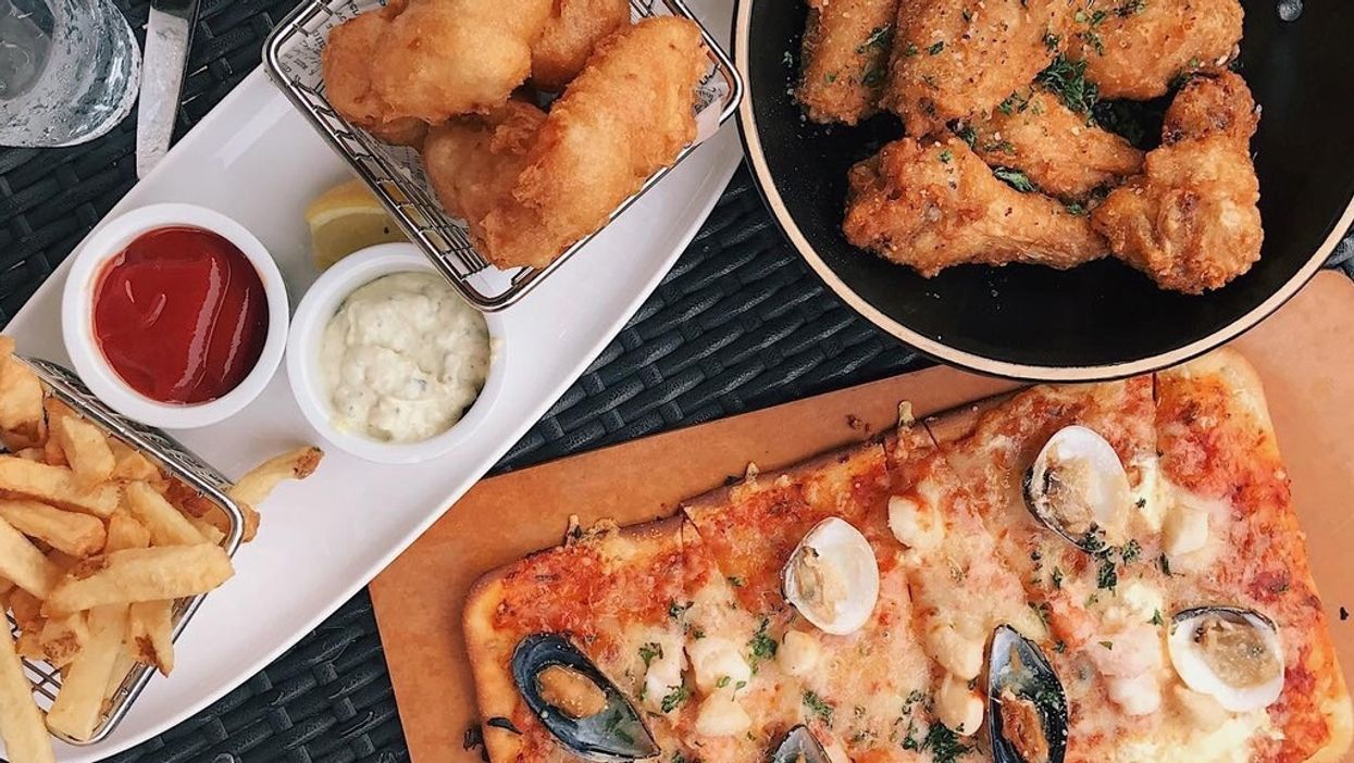 This Vancouver Restaurant Is The Hidden Gem For Happy Hour