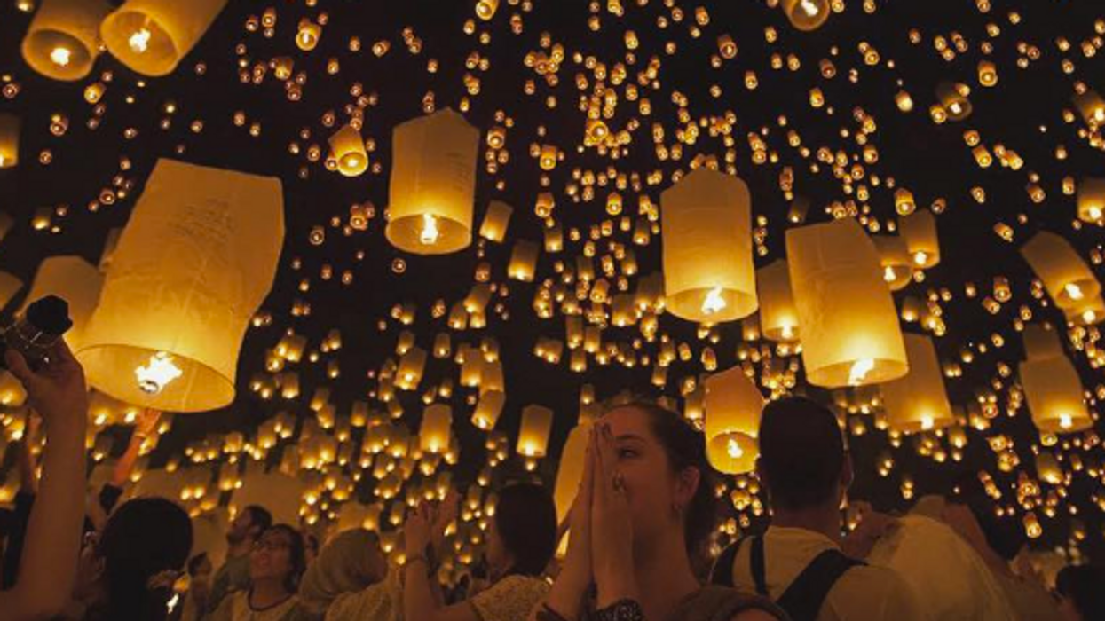 You Can Go To A Massive Latern Festival Coming To Ontario Next Month