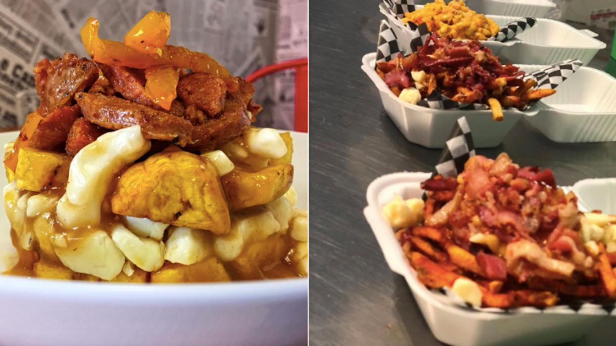 Ces 10 endroits à Montréal servent de la poutine comme t'en as jamais mangé avant