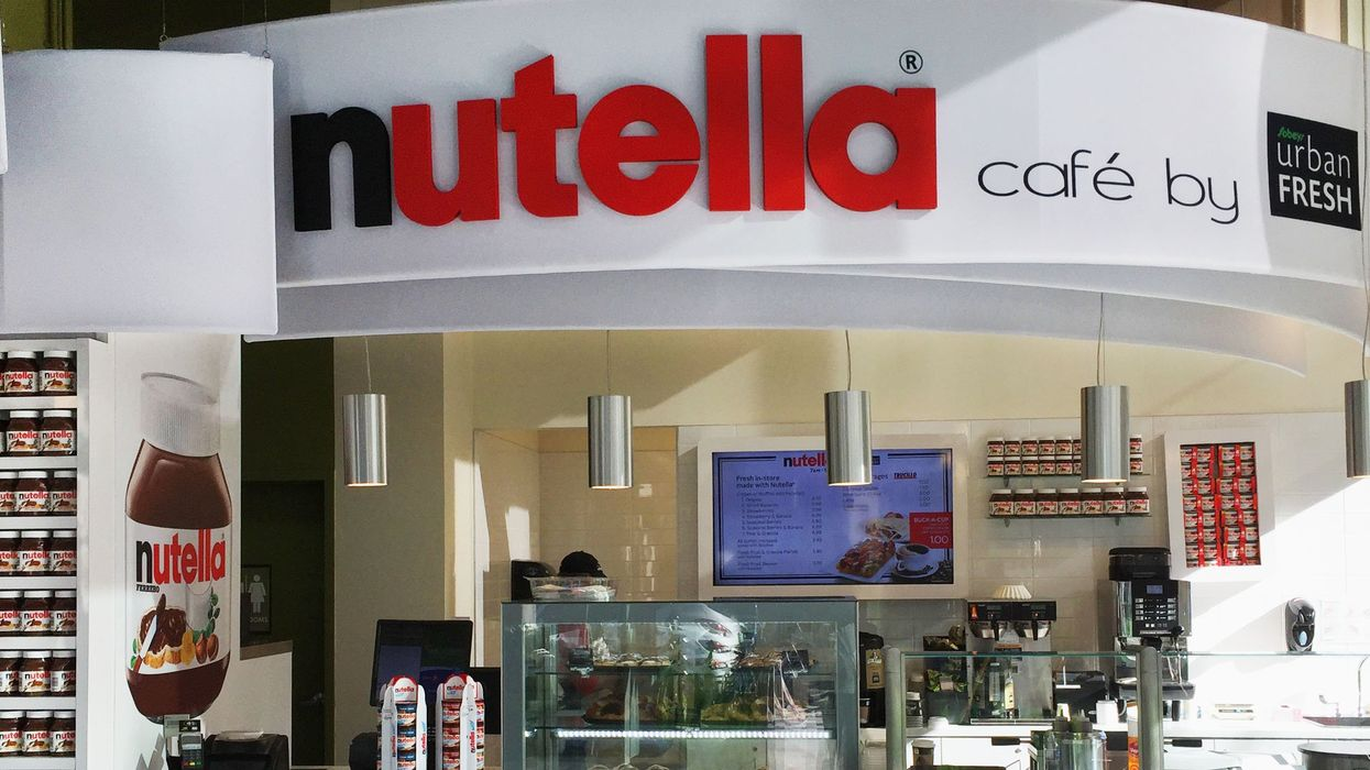 You Can Get Nutella Everything At This Café In Ottawa