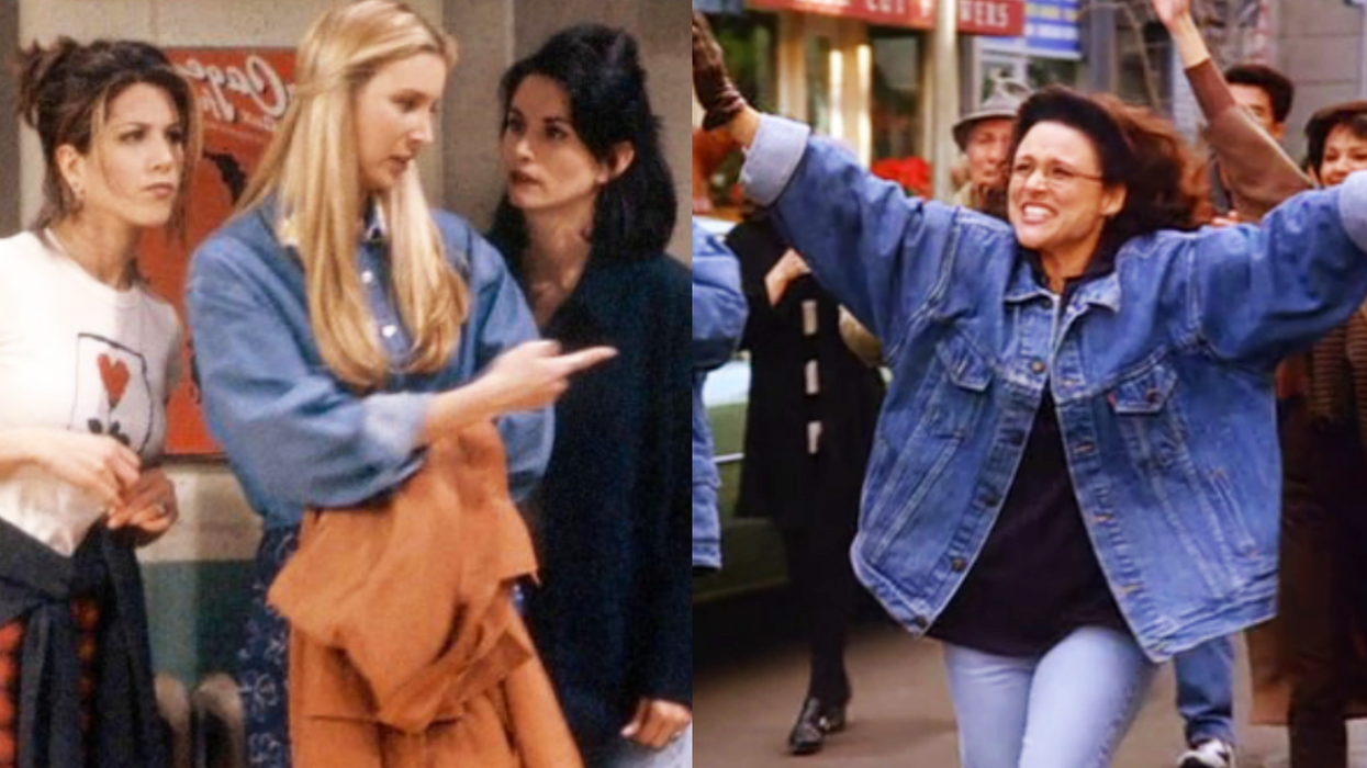 11 Old TV Characters That Make For Great Fashion Inspo