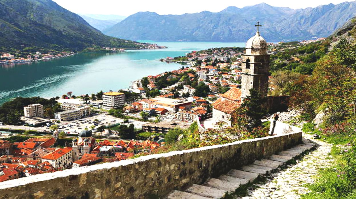 Move Over, Iceland: Montenegro Is The New Trendy Travel Destination