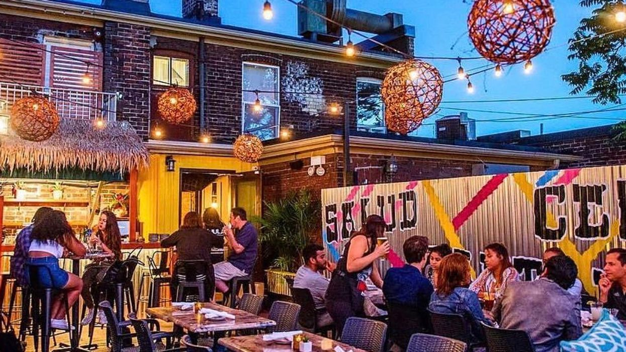 12 Patios In Toronto You Need To Hit Up One More Time Before Summer Is Over