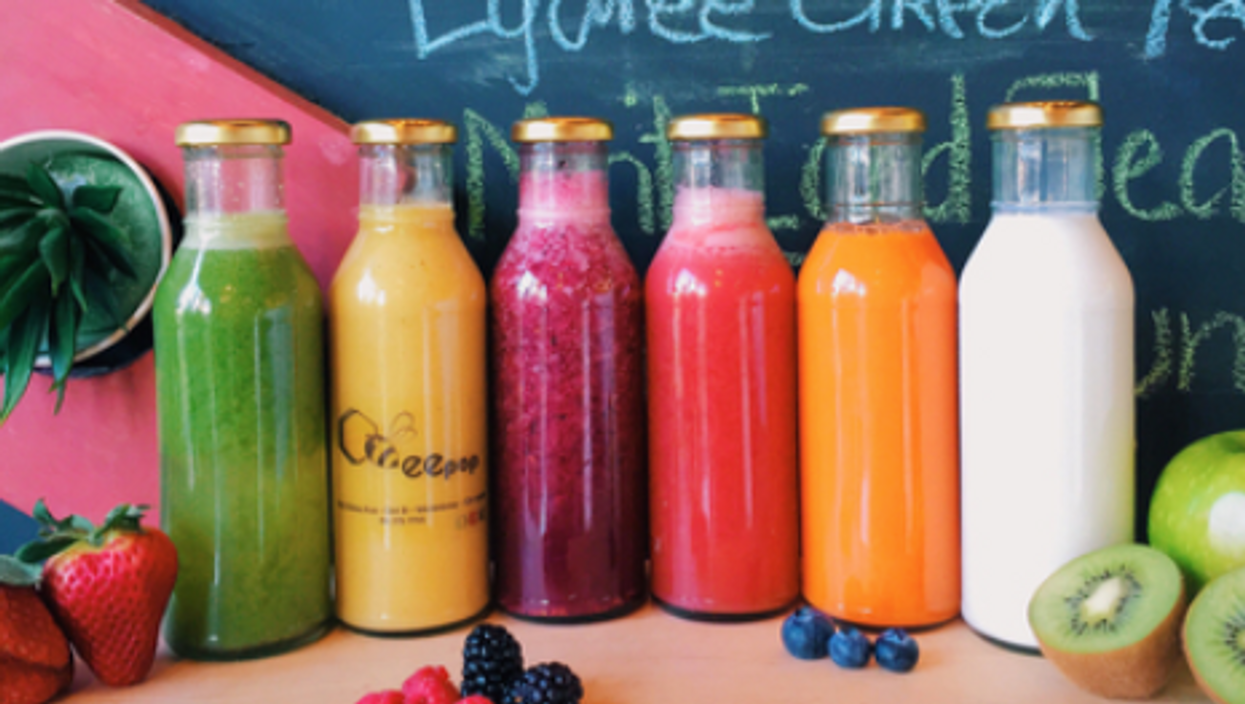 I Went On An All-Liquid Diet And My Body Totally Surprised Me