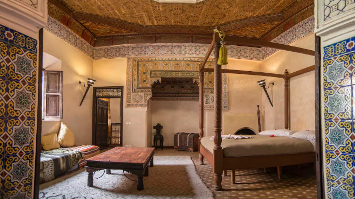 You Can Rent A Whole Moroccan Palace For $60