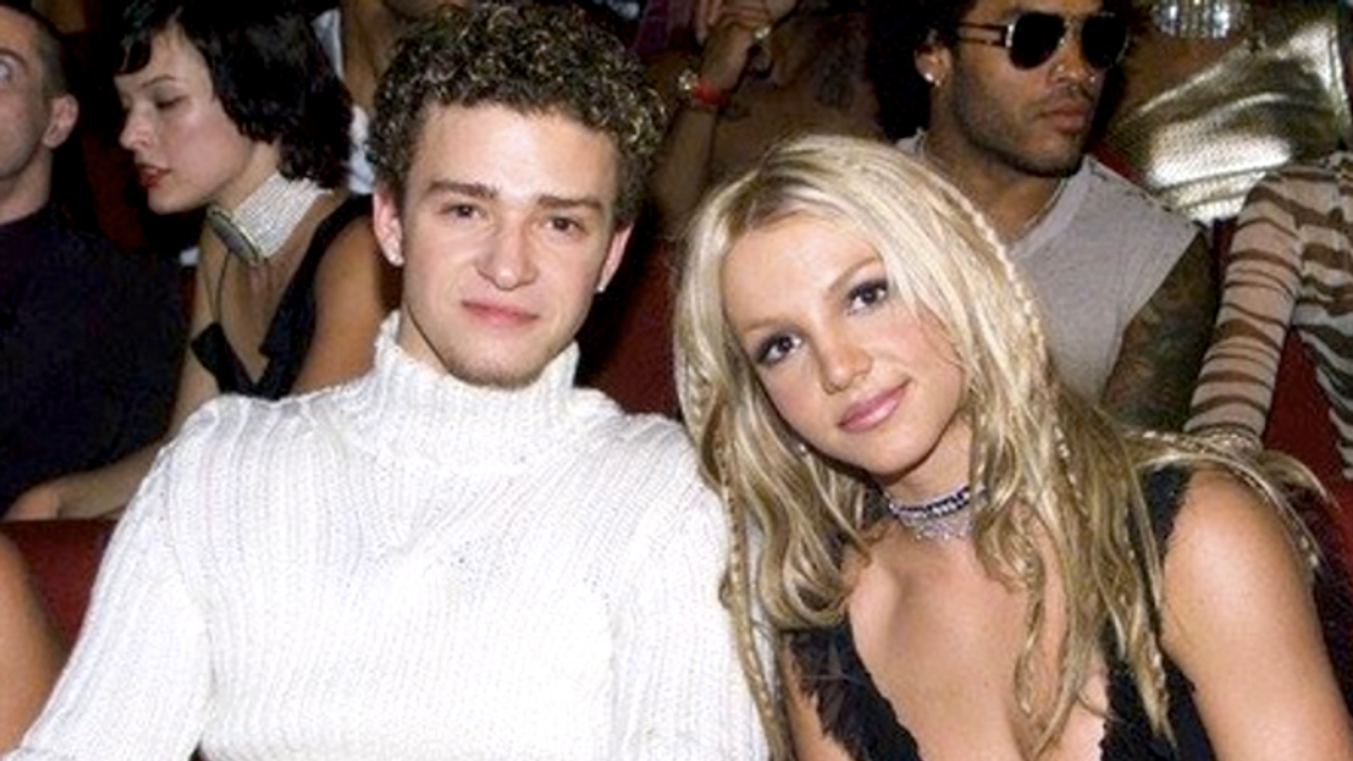 Here's What Timbaland Had To Say About A Possible Justin Timberlake And Britney Spears Collaboration