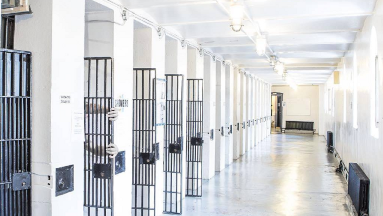 You Can Do An Escape Room At This Jail Outside Of Ottawa And It's Epic