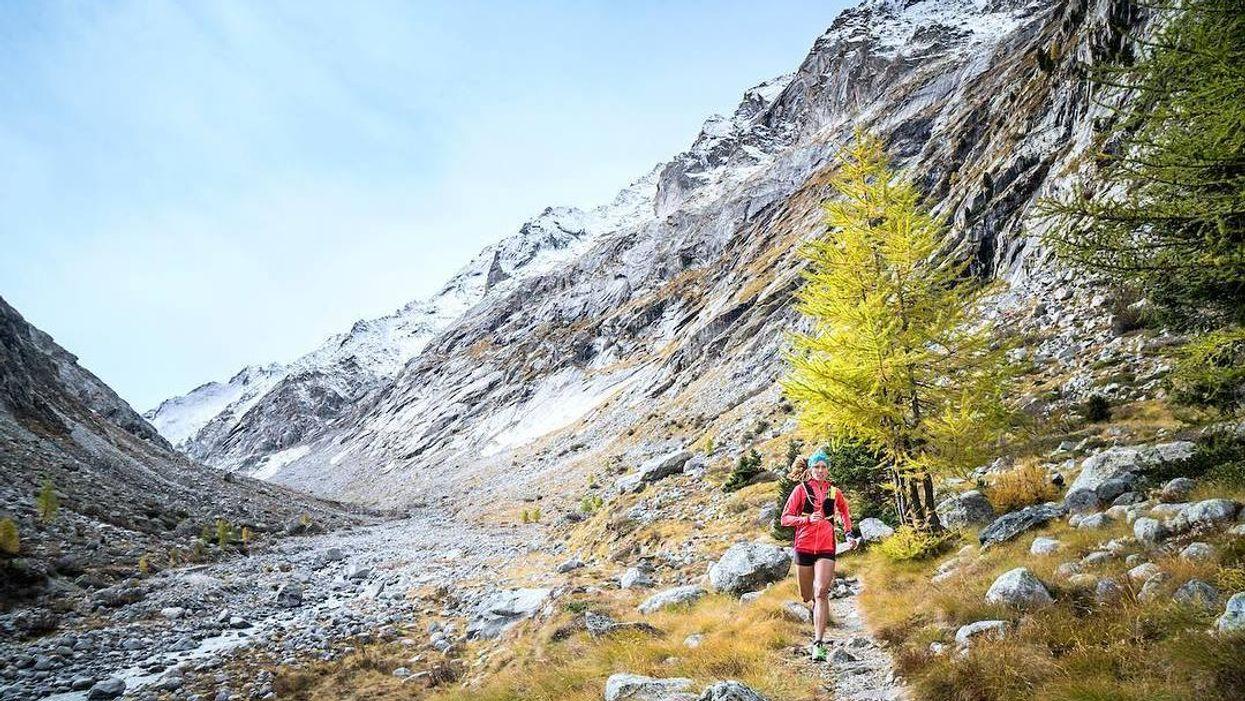 Voici pourquoi tu devrais aller faire ta course en montagne