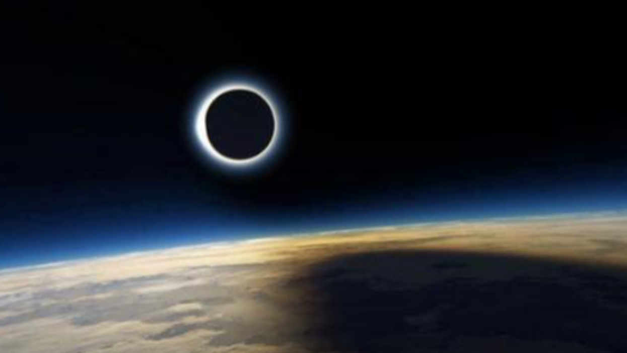 Everything You Need To Know About Today's Solar Eclipse