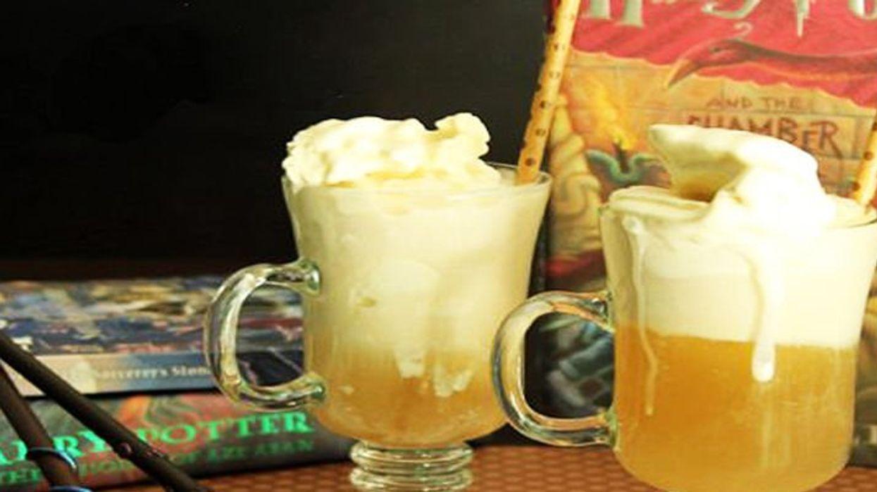 De la crème glacée « Butterbeer » sera servie à cet événement Harry Potter en fin de semaine