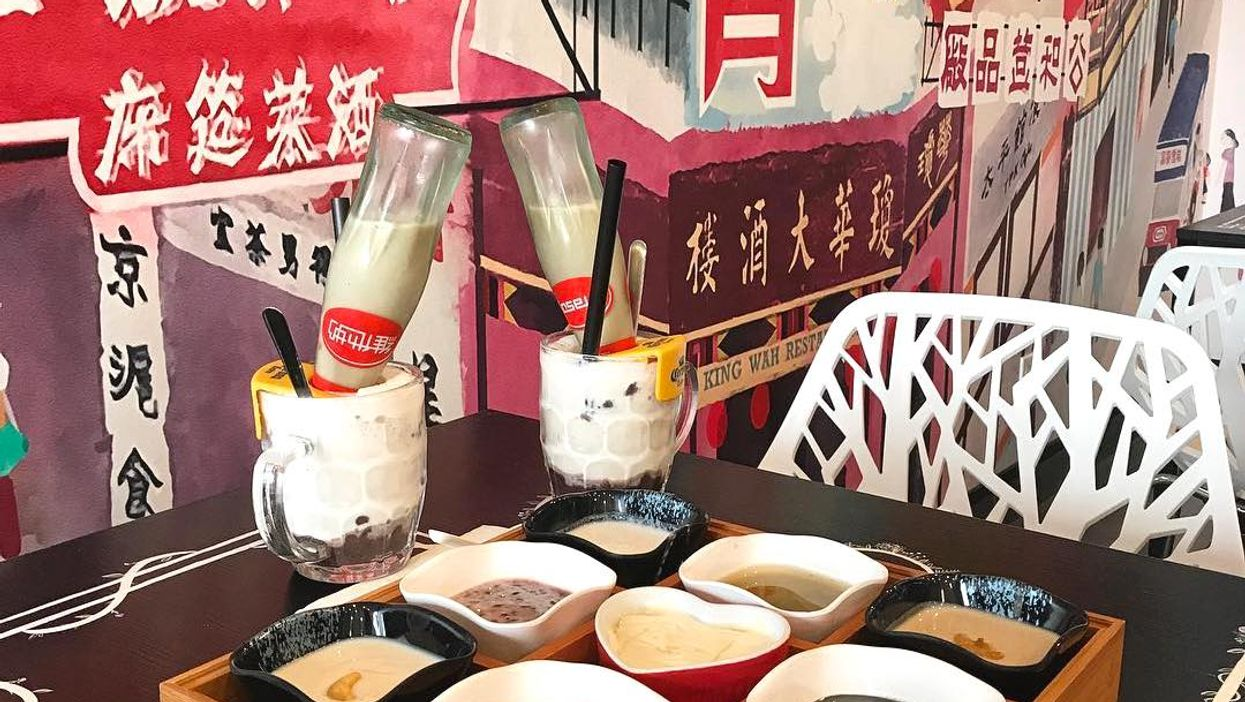 This Asian Dessert Cafe In Vancouver Will Literally Make You Feel Like You're In Hong Kong