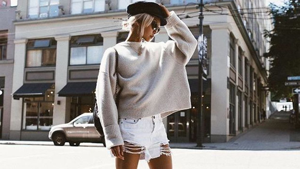 16 Super Cute Fall Outfit Ideas From These Canadian Instagrammers