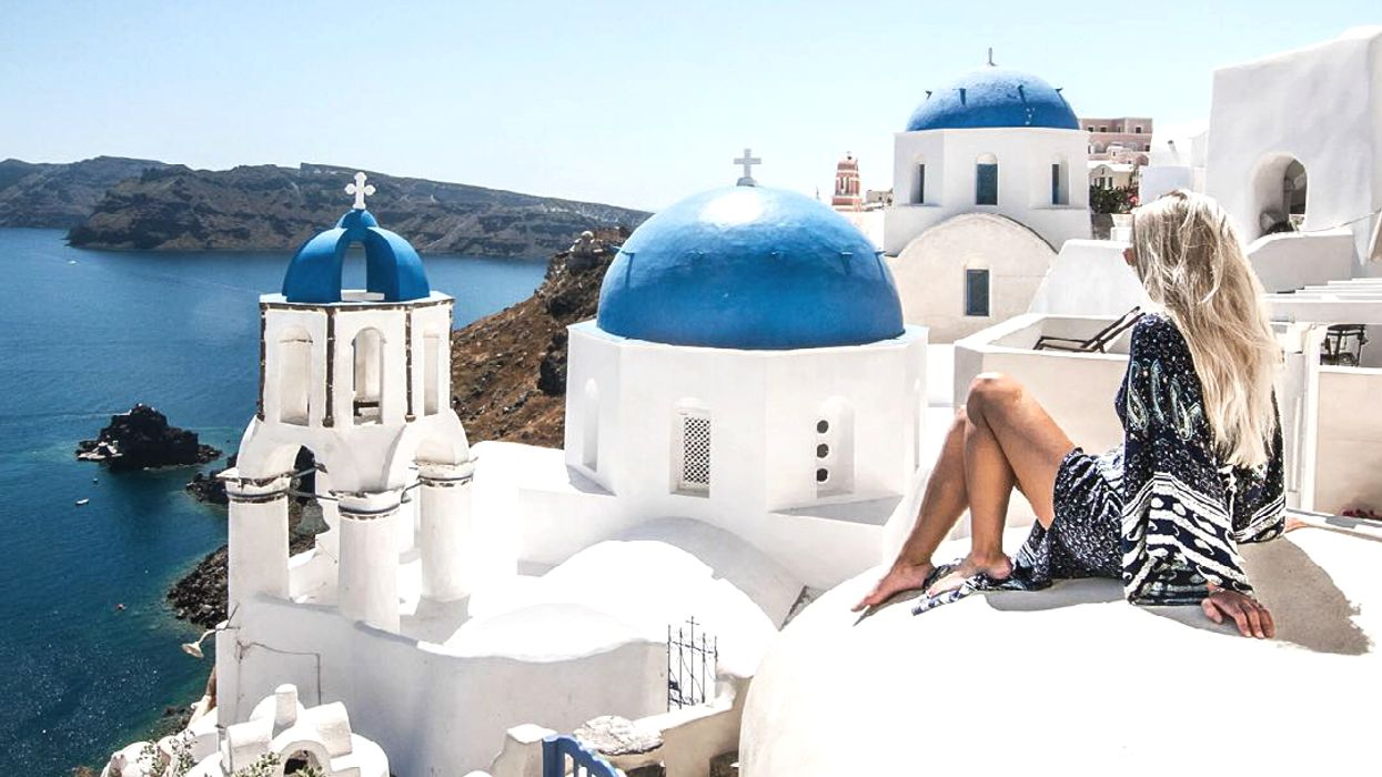 You Can Go Island Hopping In Greece For Two Weeks At $150 A Day