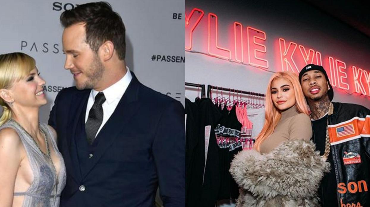 16 Emotional Celebrity Break-Ups Of 2017 So Far