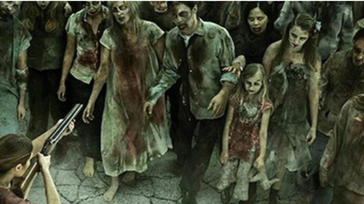 Ce nouveau jeu à Montréal te fera sentir comme dans « Walking Dead »