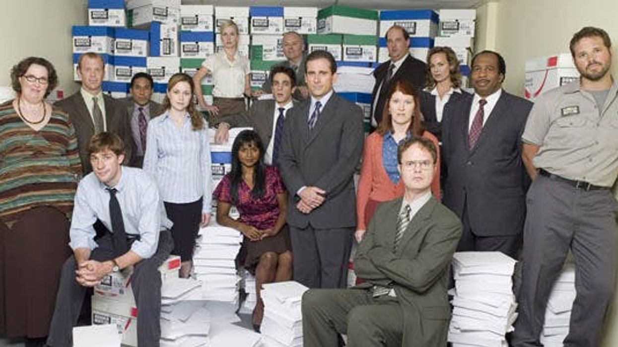 8 Ontario Universities As Characters From The Office