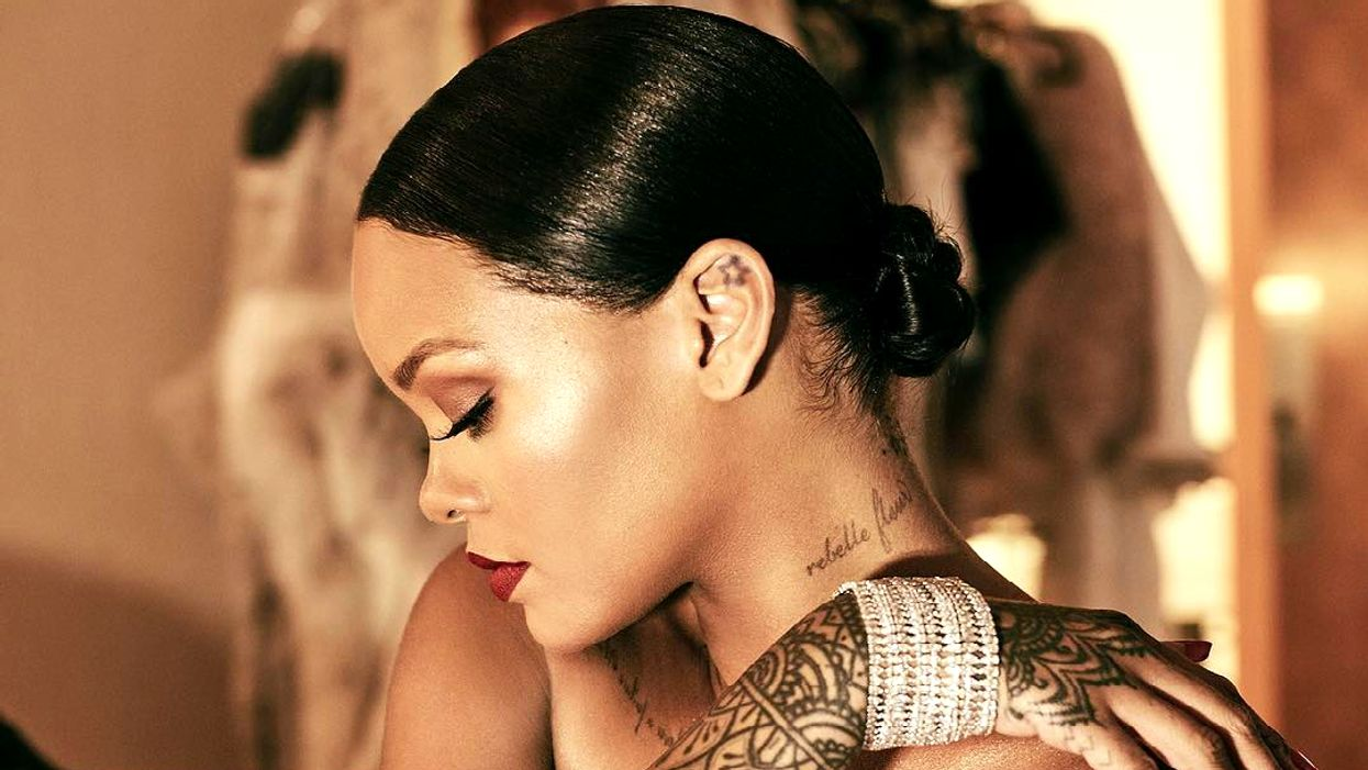 Rihanna's New Makeup Line To Launch In Sephoras Across Canada Next Week