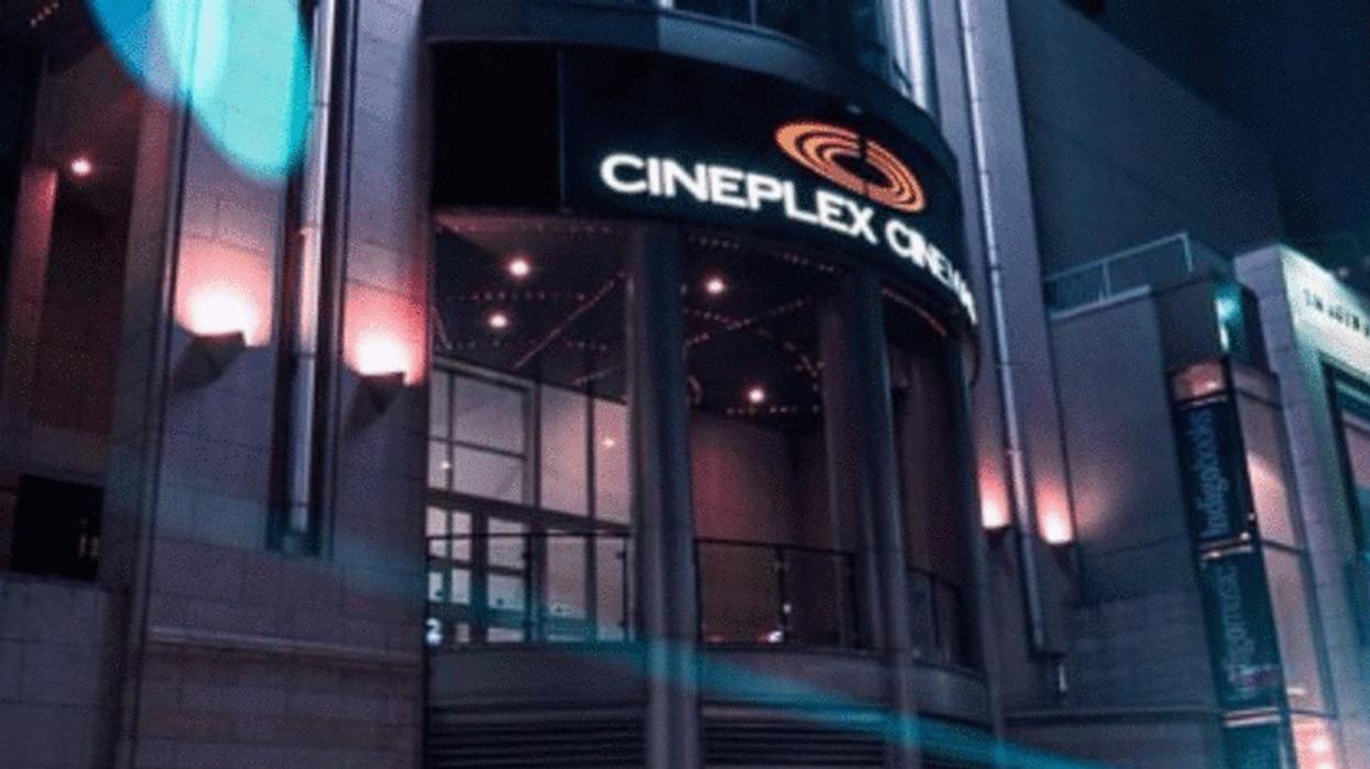 Il y a présentement 50% de rabais sur TOUS les films des Cineplex