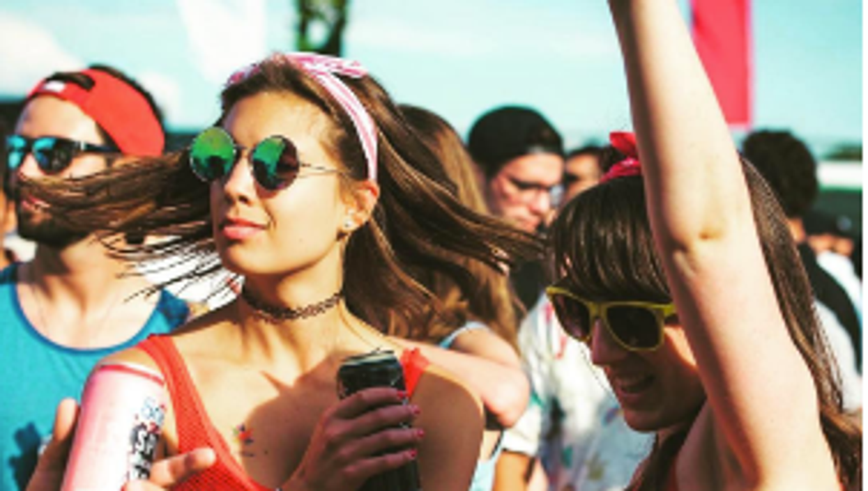 Toronto Islands Getting A Massive Dance Festival This Weekend