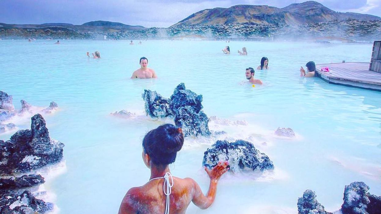 This Luxurious Blue Lagoon Is The Most Magical Wonder On Earth