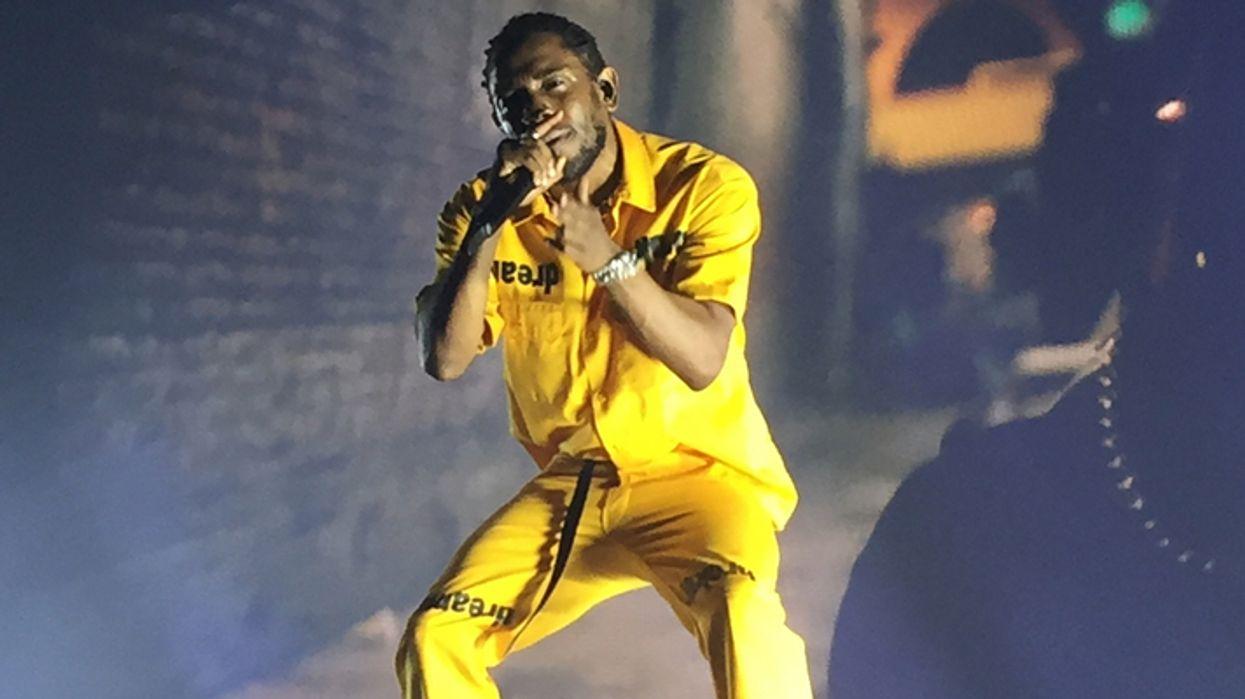 Toutes les photos et vidéos que tu VEUX voir de Kendrick Lamar hier soir au Centre Bell