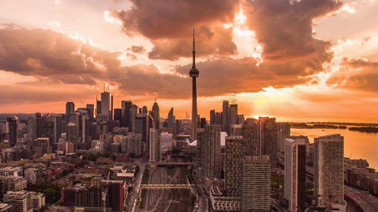 Toronto Ranked As One Of The Most Innovative Cities In The World