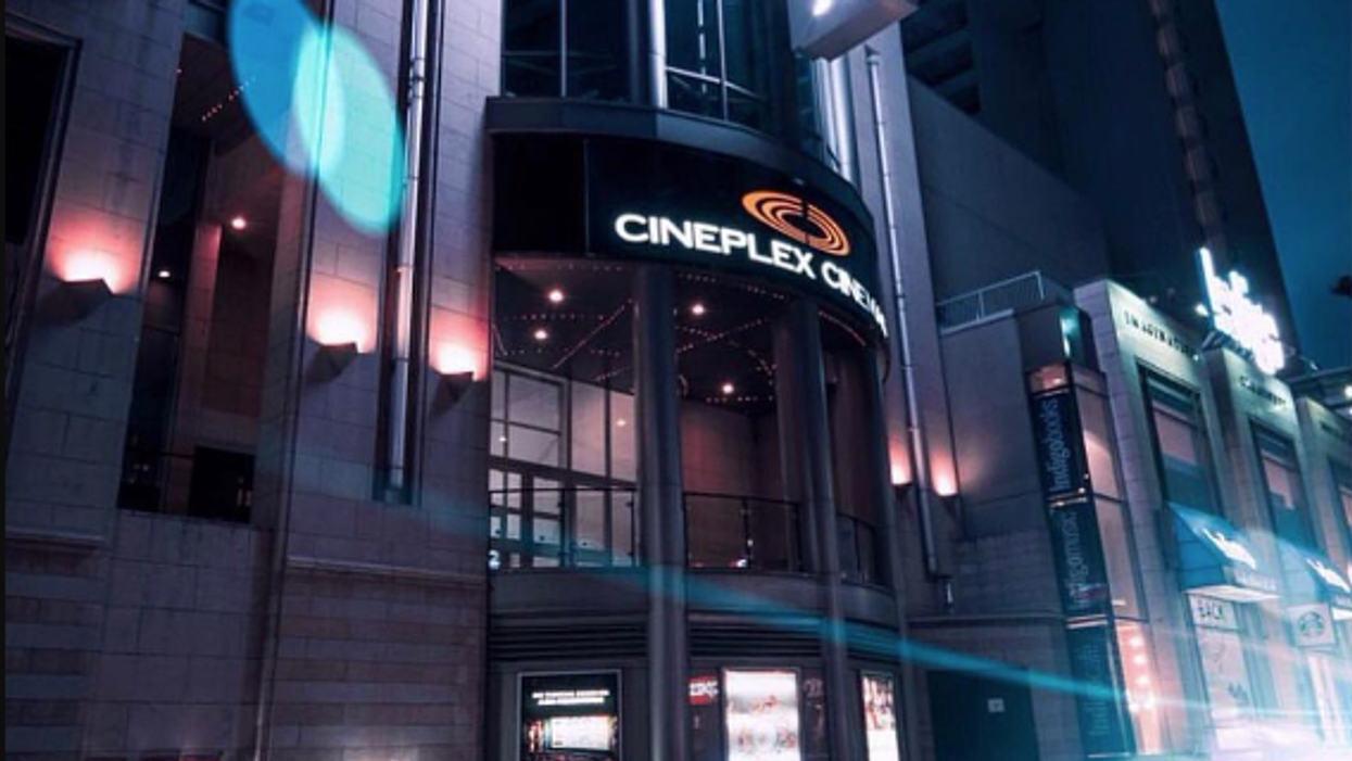 Cineplex Will Have 50% Off All Movies For A Week Starting Today