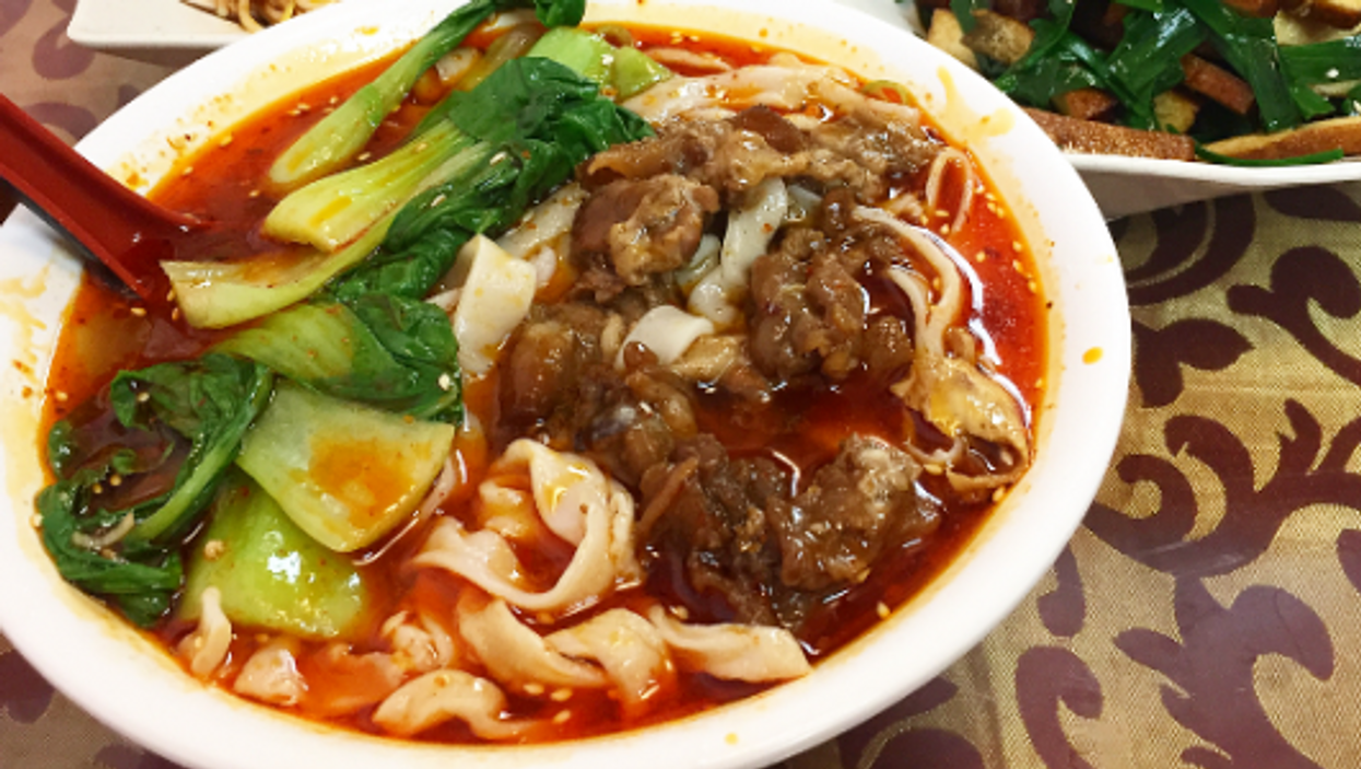 This Chinese Noodle Spot Just Outside Of Toronto Is 100% Worth The Drive