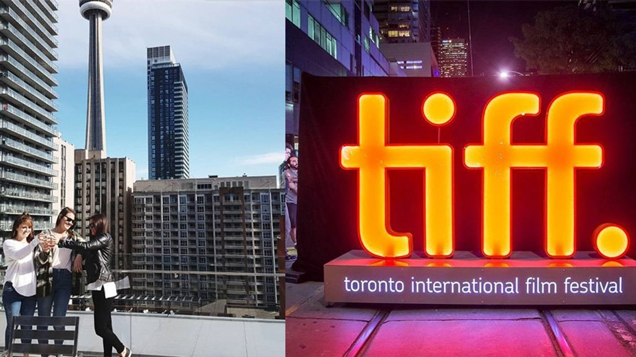 11 Bucket List Things You Have To Do At TIFF 2017