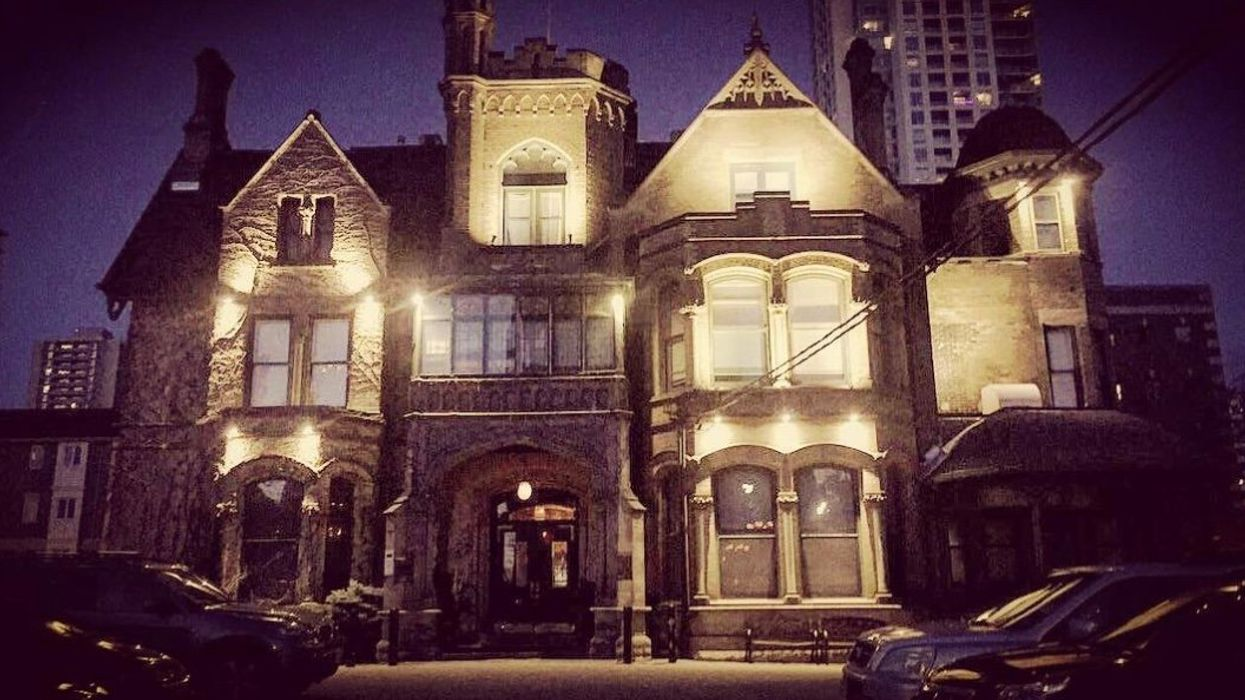 21 Haunted Spots In Toronto To Spook Yourself This Fall