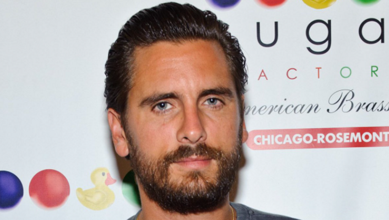 Scott Disick Was Reportedly Put Into A Psychiatric Hospital Against His Will