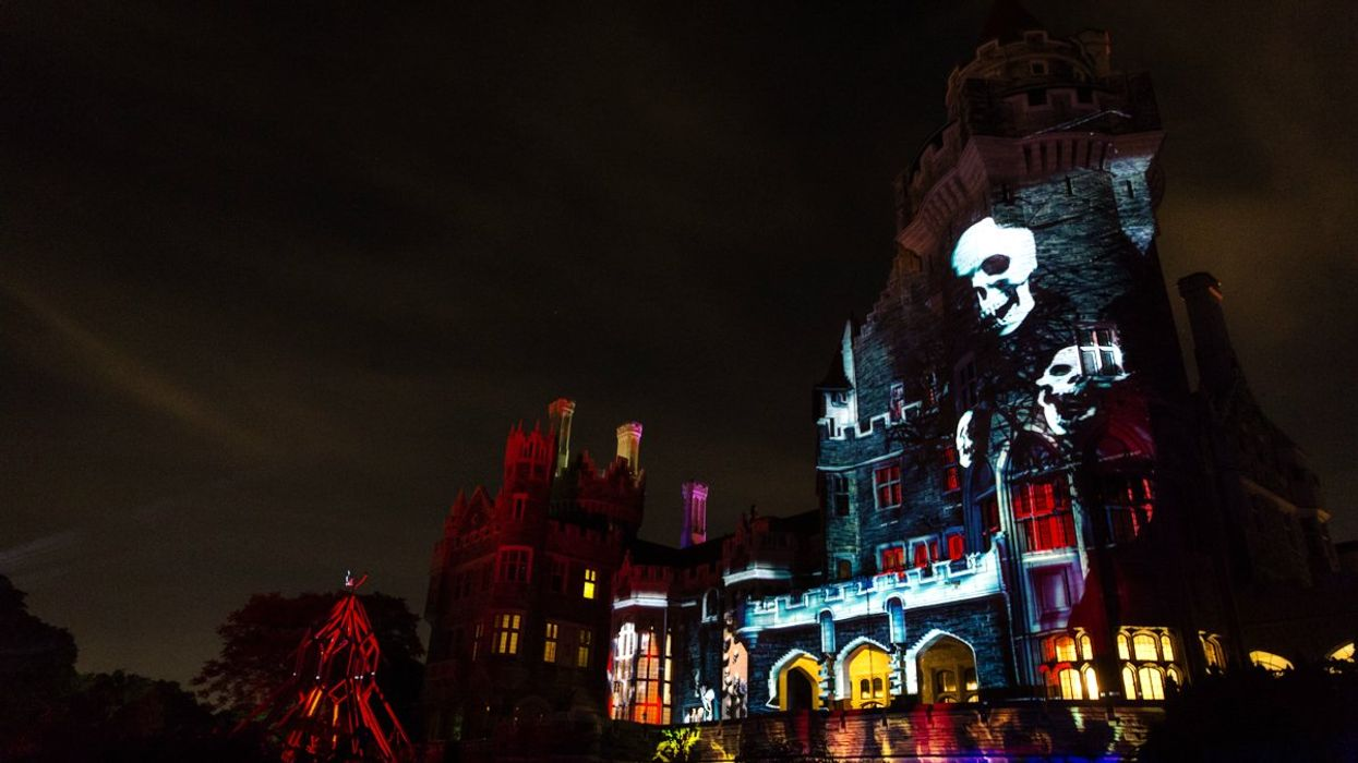 Casa Loma Will Be Transformed Into A Massive Haunted Castle This Fall