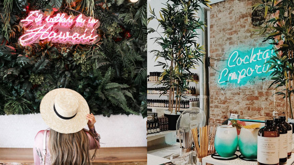 14 Toronto Spots With LED Signs That NEED To Be On Your Instagram