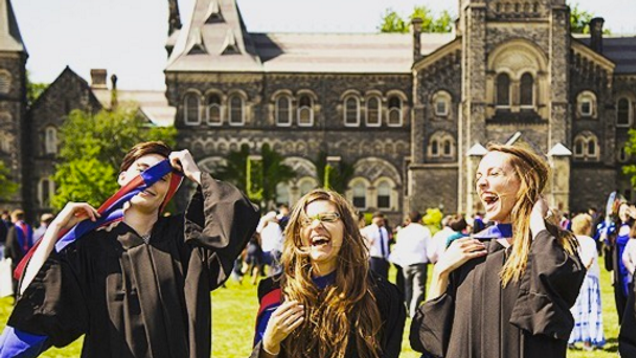 4 Canadian Universities Ranked In The Top 100 Of The World