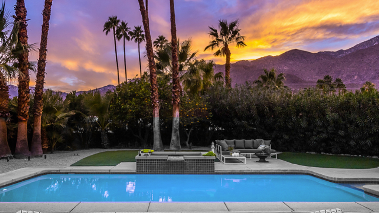 You Can Fly To Palm Springs From Toronto For $329 Round Trip