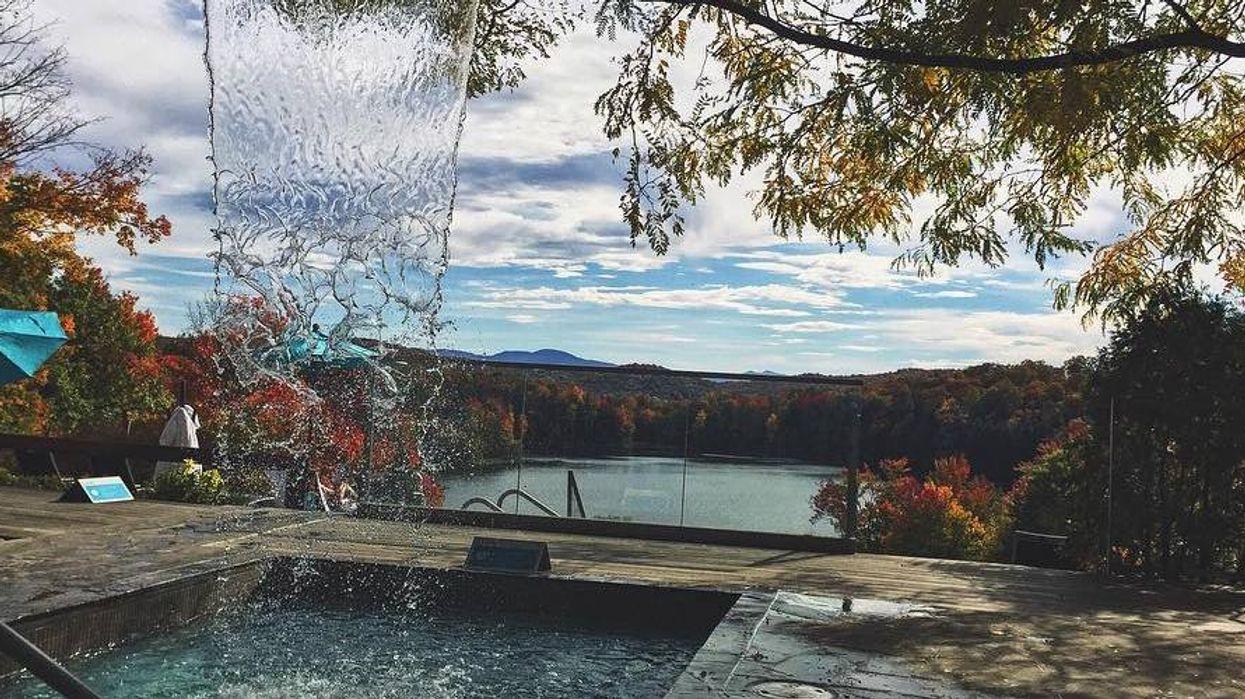 9 endroits près de Montréal où prendre soin de toi cet automne