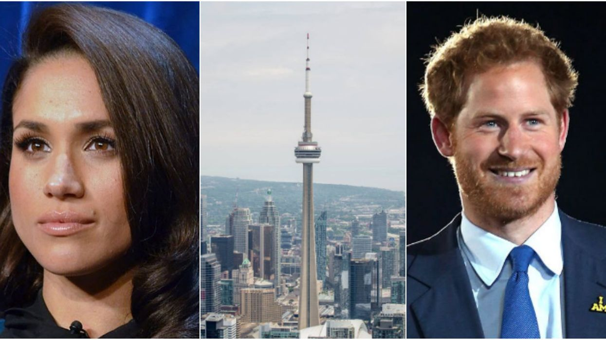 Meghan Markle And Prince Harry Rumored To Make First Official Appearance Together In Toronto