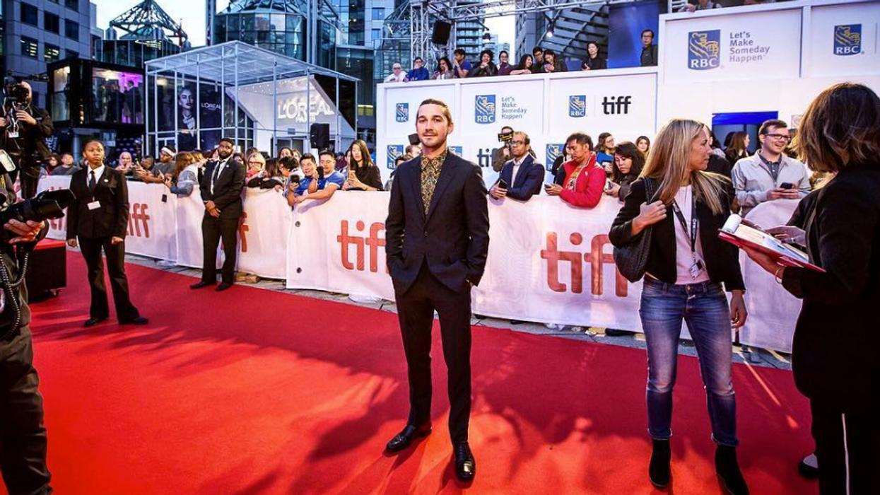 10 Celeb Spottings In Toronto During Day 1 Of TIFF