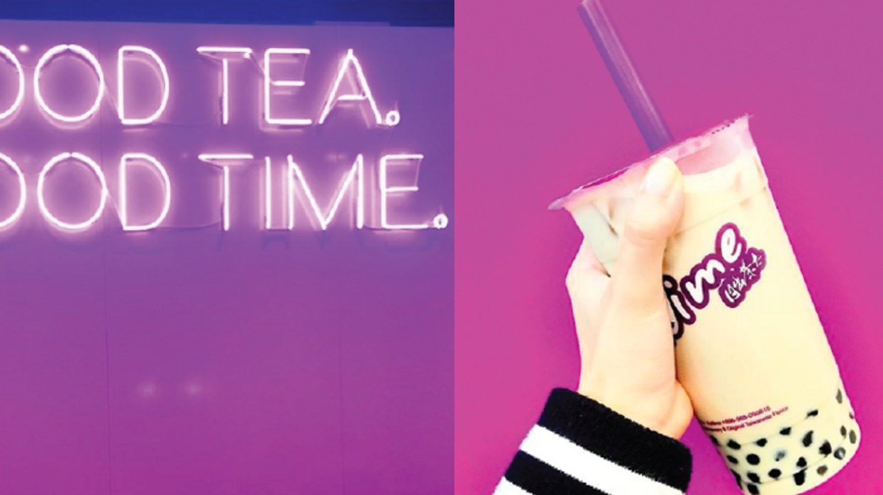 The Most Adorable Bubble Tea Shop Just Opened Up In Ottawa