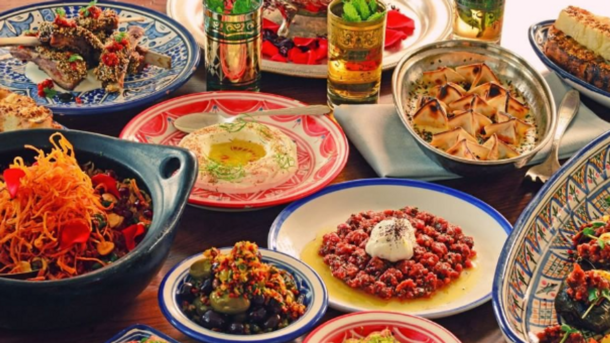 16 Awesome Middle Eastern Restaurants To Try In Toronto