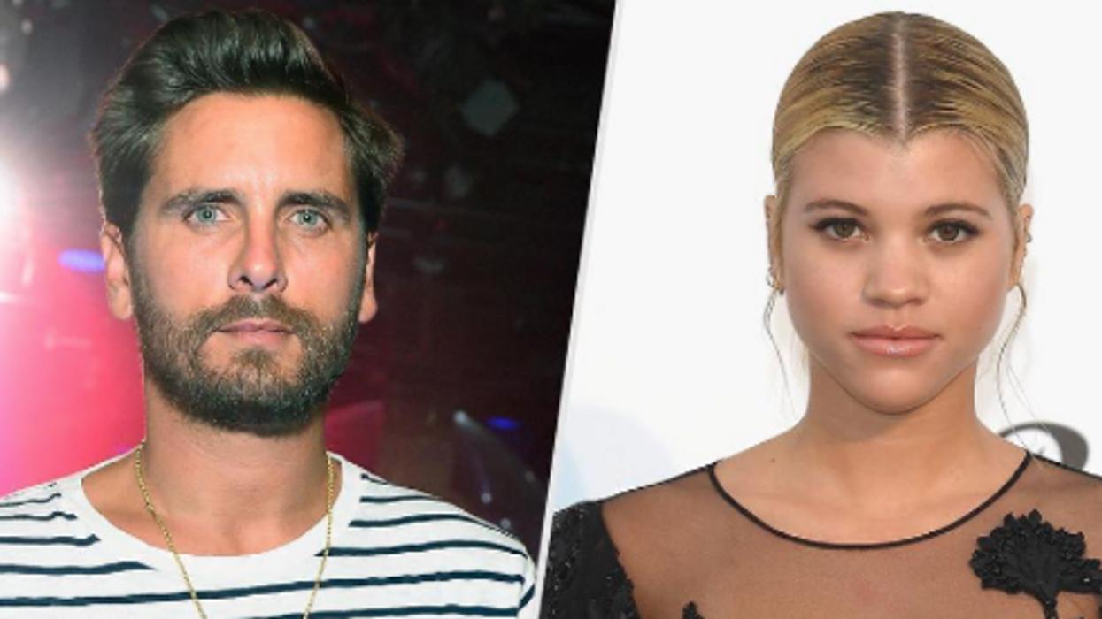 Scott Disick Is Reportedly Dating Justin Bieber's Ex Girlfriend