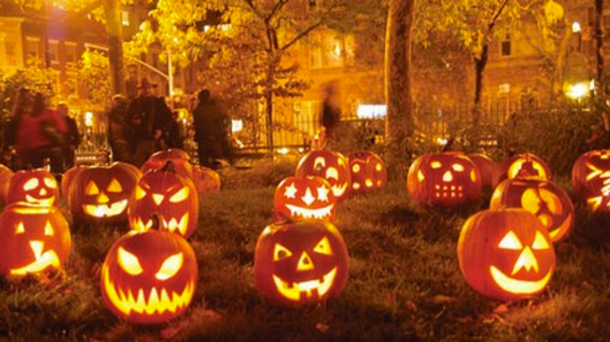 There's A Massive Haunted Winery Event Happening Outside Of Toronto This Fall