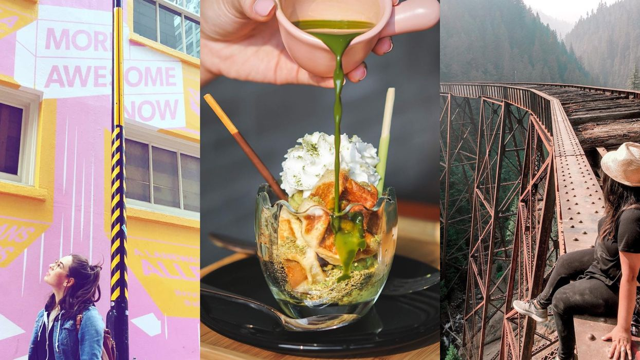What You Must See, Must Eat And Must Do In Vancouver