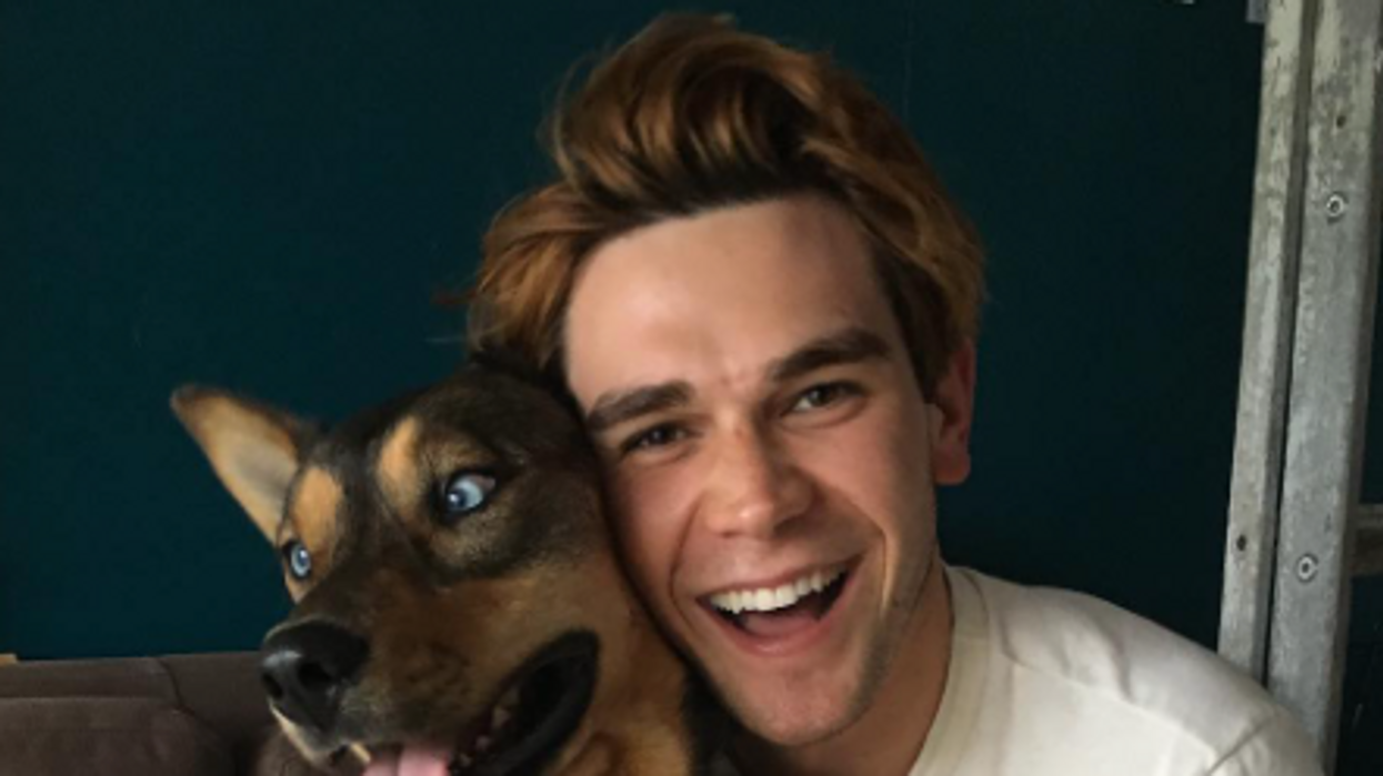 'Riverdale's KJ Apa Was Reportedly In A Late-Night Car Crash - Here's What We Know