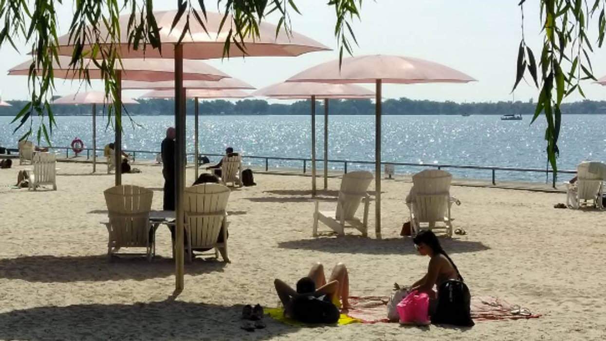 An Extreme Heat Warning Has Been Issued For Toronto This Weekend