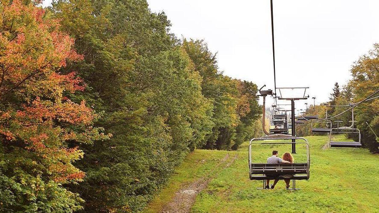 Voici l'endroit au Québec où tu dois aller si l'automne est ta saison préférée