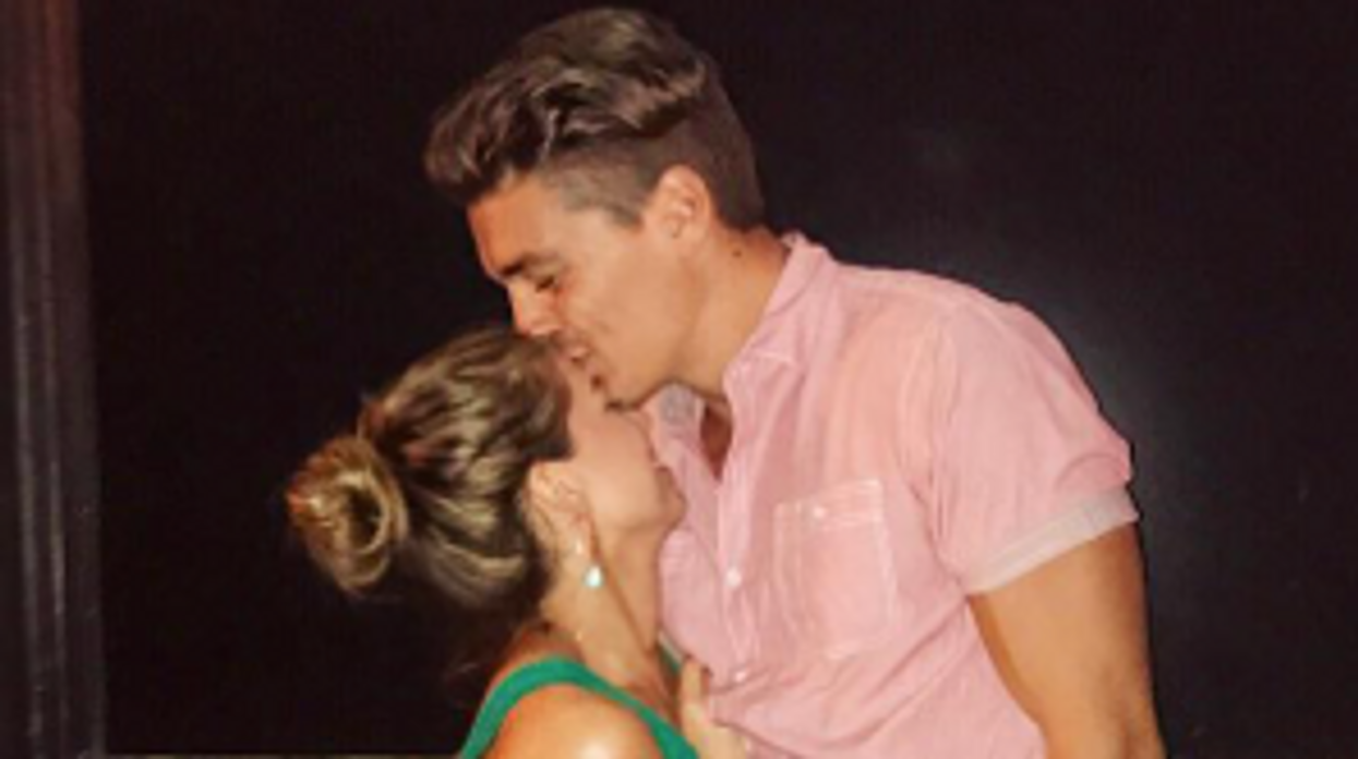 We Have Actual Proof That 'Bachelor in Paradise' Star Dean Unglert Is Visiting Kristina Schulman's Hometown AS WE SPEAK