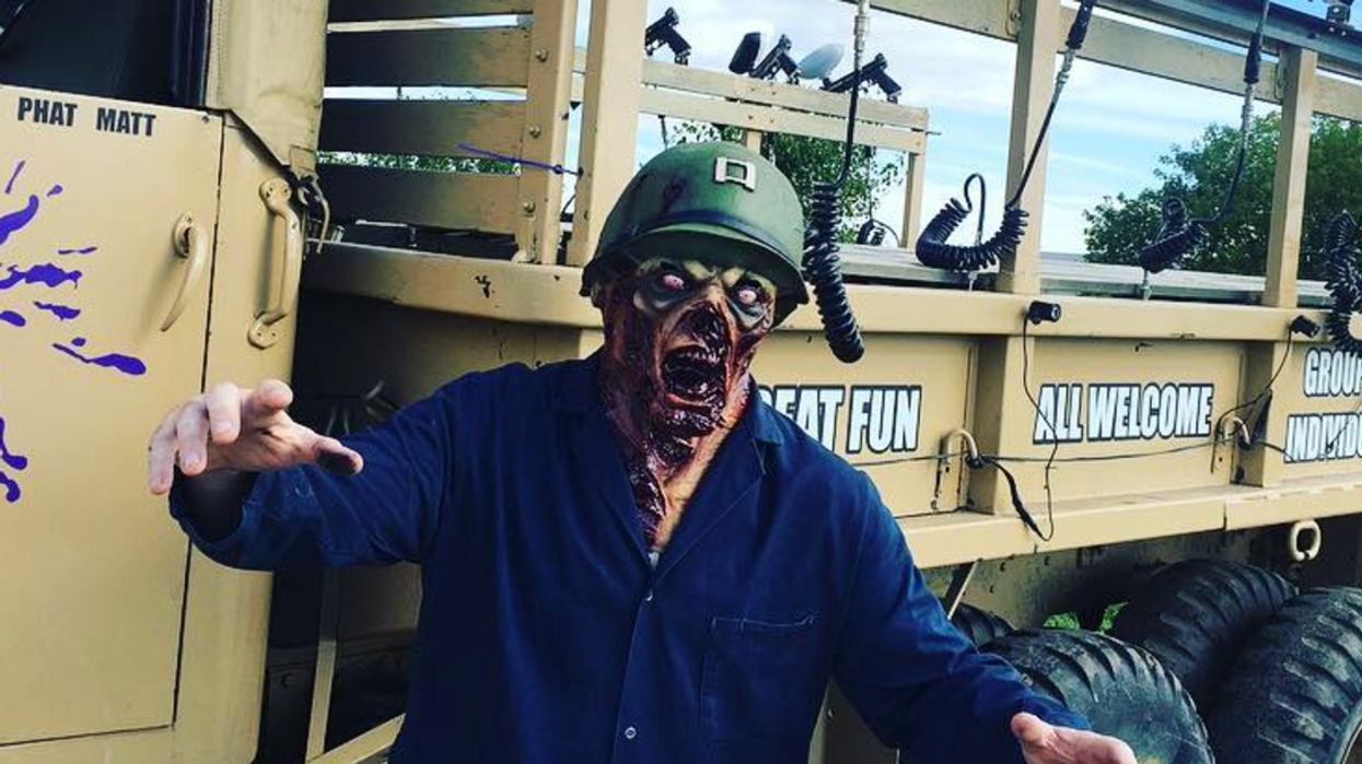 A Zombie Paintball Hunt Is Coming To Ontario This Fall