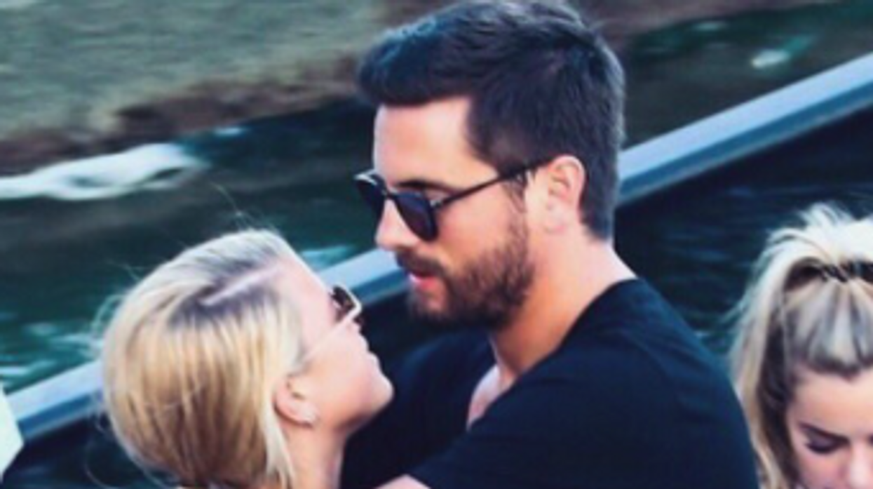 Scott Disick And Sofia Richie's Questionable Miami Dinner Is Starting So Many Rumours